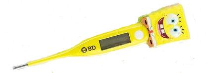 Spongebob Squarepants Rectal Thermometer