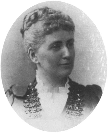 Ida Craddock, famed sex educator who slit her wrists rather than go to prison in 1902.